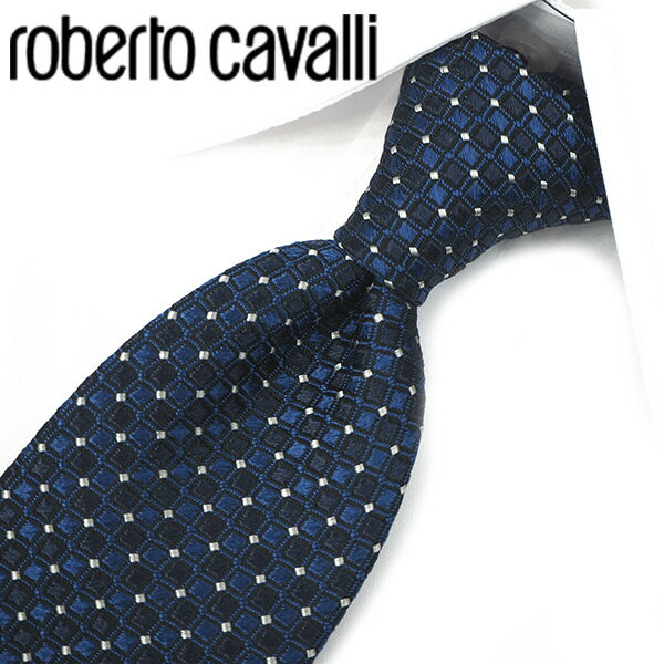 スーツ用ファッション小物, ネクタイ  (7.5cm) RC10ROBERTO CAVALLI