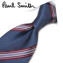 ポールスミス ネクタイ PS32ストライプ(FLU47-47) ライトネイビー/ボルドー 8cm幅 【Paul Smith・ポールスミスネクタイ・ネクタイ ブランド】【送料無料】【父の日 プレゼント】・・・