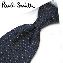 ブランドネクタイ ポールスミス ネクタイ PS80ドット(FLU21-47) ネイビー/レッド 8cm幅 【Paul Smith・ポールスミスネクタイ】【ネクタイ ブランド・ブランドネクタイ】【送料無料】・・・
