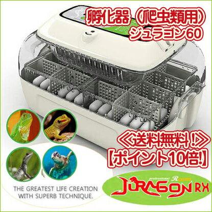 ☆ポイント10倍☆ 孵化器(爬虫類用) ジュラゴン60/RCOM MX-R60 ≪5,400円以上送料無料 !≫