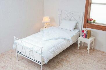 只今クーポン配布中!Danfill ダンフィル エンジェルブルー FLOWER FAIRYS 寝具3点セット(枕、掛け布団、敷きパッド) シングル