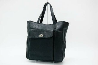 Burberry London leather tote bag black beauty products fs3gm