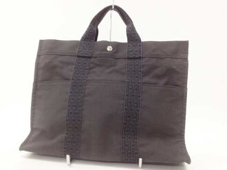 """Hermes airline Tote MM grey? s support.""""fs3gm"""