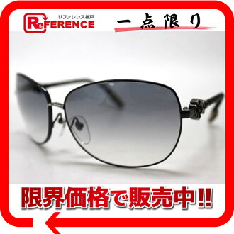 "Chrome cross motif order degree with glasses sunglasses Silver 925 × leather black s correspondence.""fs3gm"