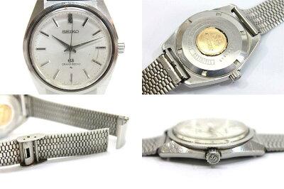 【SEIKO】セイコーグランドセイコーメンズ腕時計手巻き44GS後期型4420-9000アンティーク【中古】《あす楽対応》【楽ギフ_包装】【送料無料】