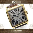 FRANCK MULLER フランクミュラー マスタースクエア メンズ腕時計 K18YG クロコダイルストラップ 自動巻き 6000 H SC DT 新品同様 KK 【中古】 フランクミュラー メンズ腕時計