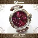 Cartier カルティエ 2005年クリスマス限定 パシャC 35mm 腕時計 自動巻き SS クロコベルト W3108299 【中古】