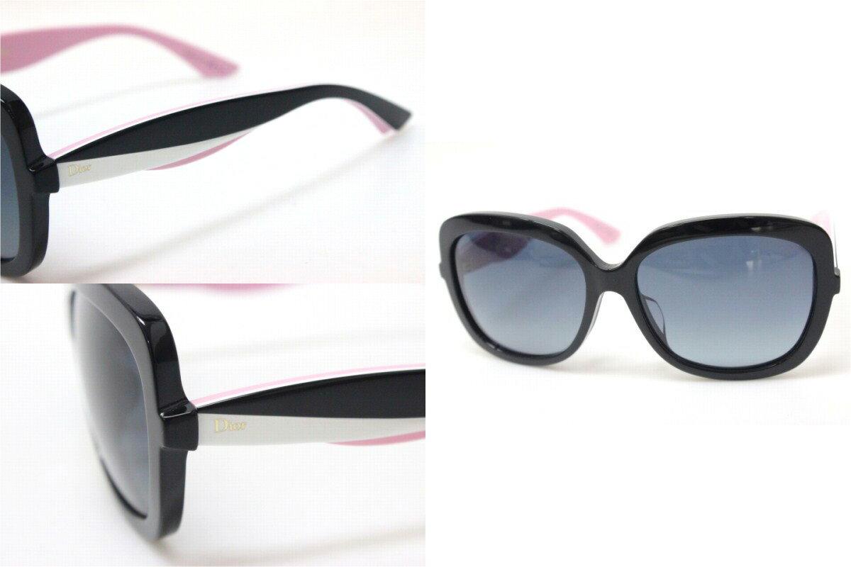 2a0d58e3ea3 Christian Dior Sunglasses Black And White