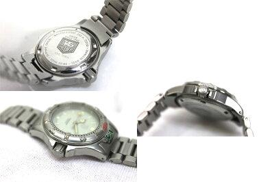 【TAGHEUER】タグホイヤー2000シリーズプロフェッショナル200Mレディース腕時計SS×GPクオーツ964.008【】《対応》【_包装】