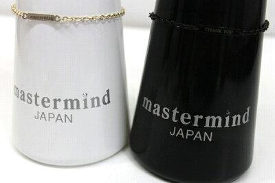 mastermindJAPANマスターマインド・ジャパンレザースカルチェーンモチーフトートバッグバッグチャーム付きブラック中古KK