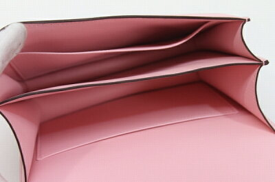 HERMESエルメスコンスタンス3ミニショルダーバッグヴォータデラクト×リザードローズサクラ×ブーゲンビリアシルバー金具T刻新品KKエルメスコンスタンスショルダーバッグ