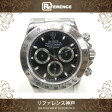 ROLEX ロレックス デイトナ クロノグラフ メンズ腕時計 ブラック文字盤 自動巻き SS 116520 F番 【中古】 KK ロレックス デイトナ 116520