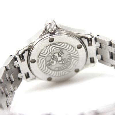OMEGAオメガ2581.81シーマスター腕時計SSレディース【】