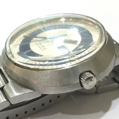 OMEGA オメガ  ダイナミック ジュネーブ デイデイト 腕時計 SS シルバー メンズ【】