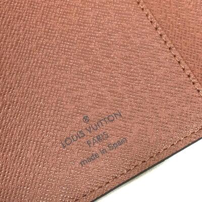 LOUIS VUITTON ルイ・ヴィトン  R20503 メンズ レディース アジェンダ ポッシュ  手帳カバー モノグラムキャンバス ブラウン ユニセックス 未使用【】