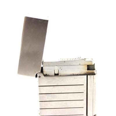 Dupont デュポン  メンズ レディース ガスライター ライン2(モンパルナス)  ライター 真鍮 シルバー ユニセックス【】
