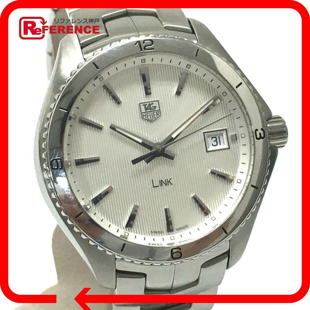 TAG HEUER タグホイヤー  WAT1111 メンズ腕時計 リンク デイト 腕時計 SS シルバー メンズ【中古】:ブランドショップ リファレンス