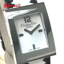 レディース腕時計通販専門店ランキング21位 Christian Dior クリスチャンディオール D878-109 レディース腕時計 マリススク...