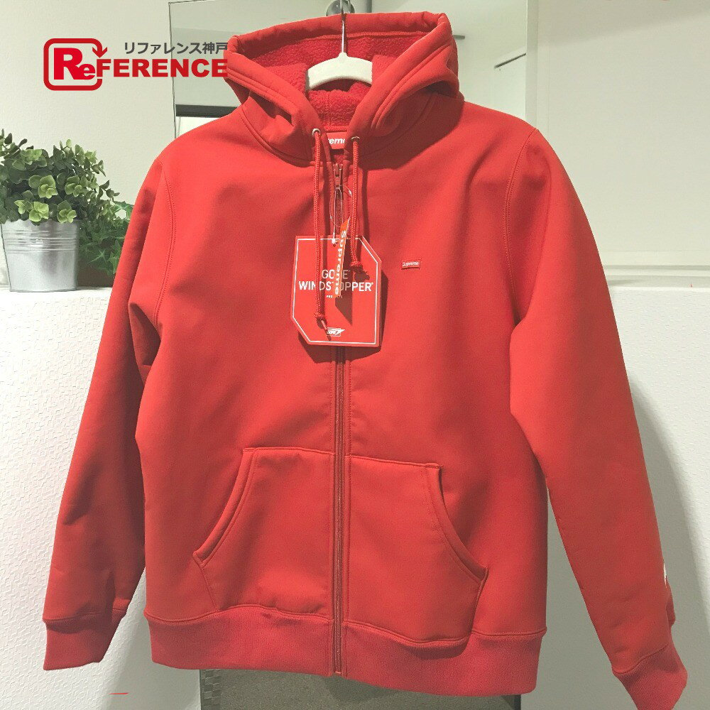 トップス, パーカー Supreme Supreme 18FW WINDSTOPPER Zip Up Hooded Sweatshirt