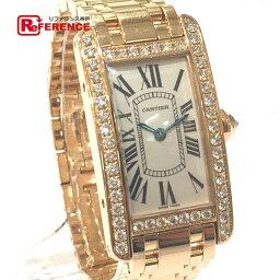 huge selection of f7800 e42f4 カルティエ タンクアメリカン WB7079M5の中古腕時計 - 腕時計 ...