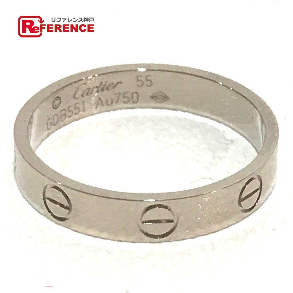 レディースジュエリー・アクセサリー, 指輪・リング CARTIER B4085155 LOVE K18WG 15