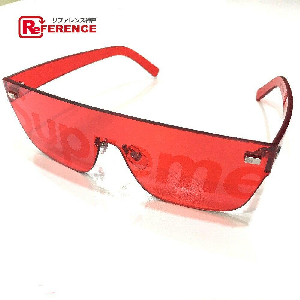 眼鏡・サングラス, サングラス LOUIS VUITTON Z0985U 17aw Supreme Louis Vuitton City Mask SP Sunglasses