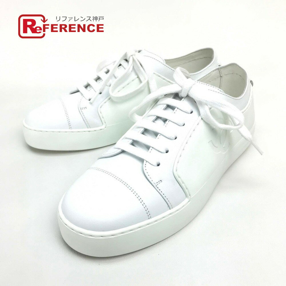 CHANEL sneakers womens CHANEL G32719 CC