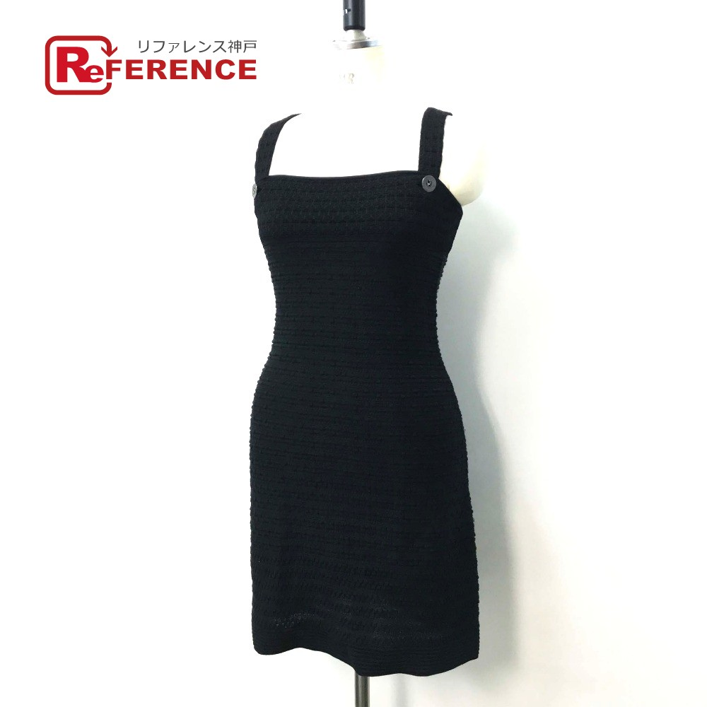 CHANEL Dress CHANEL P49317K06228 CC