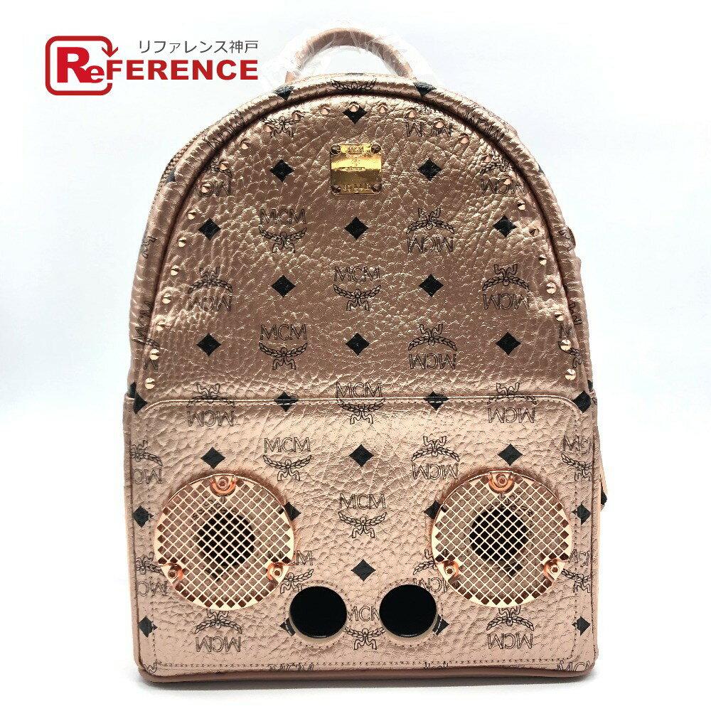 レディースバッグ, バックパック・リュック MCM MCMWizPak MCM Vistos Sound System Backpack Bag