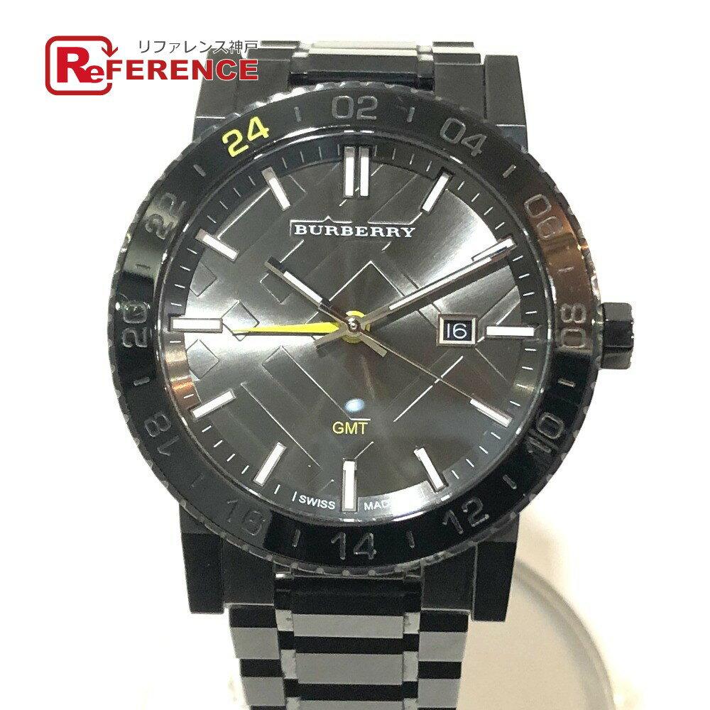 腕時計, メンズ腕時計 BURBERRY BU9340 GMT SS