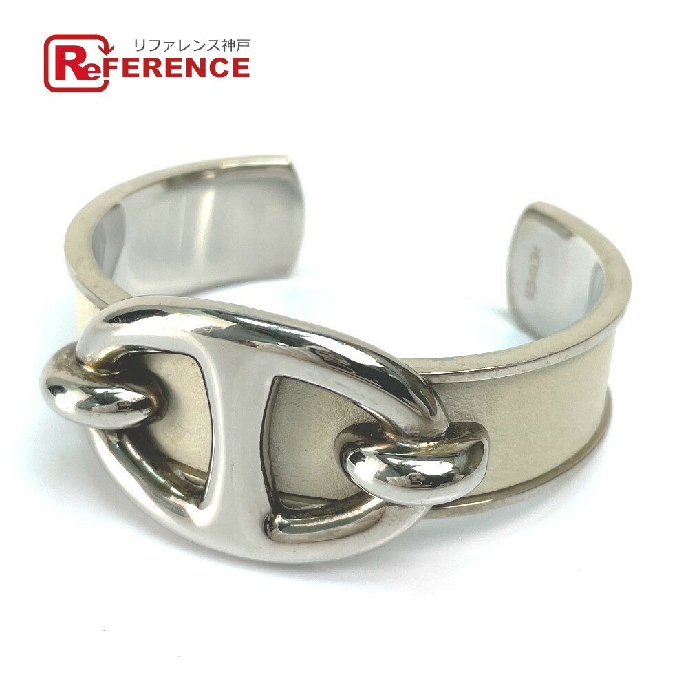 HERMES Leather Bracelet HERMES