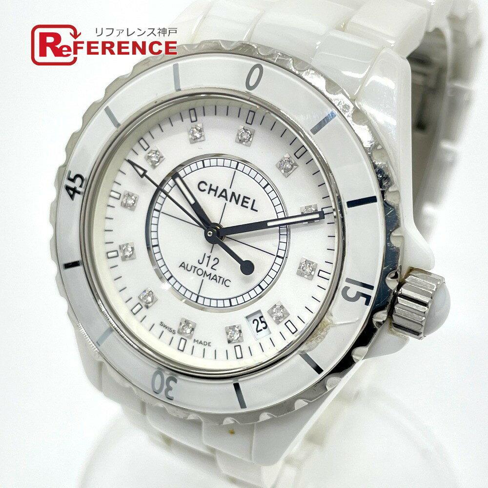 腕時計, メンズ腕時計 CHANEL H1629 12P J12