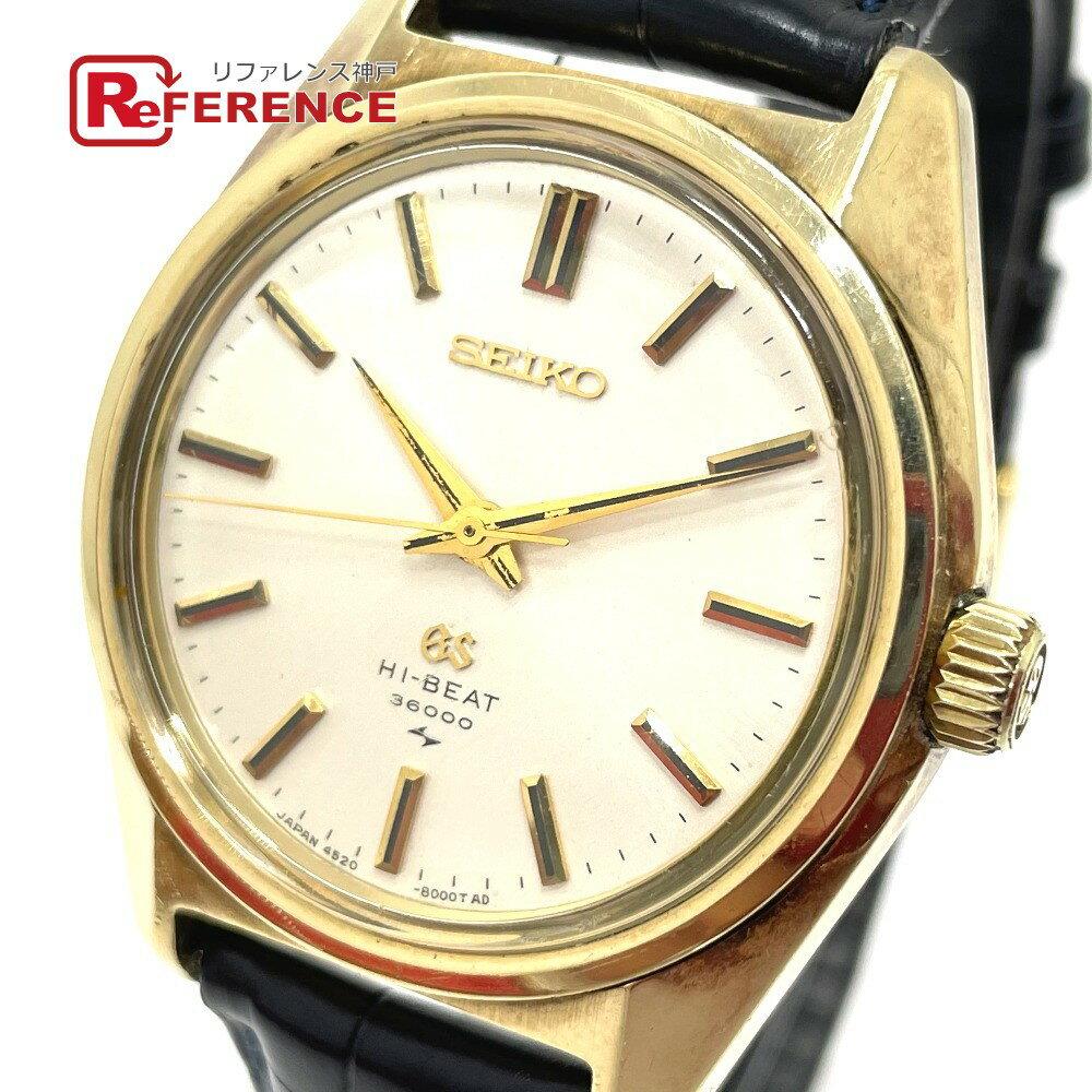 腕時計, メンズ腕時計 SEIKO 4520-8000 36000 GP