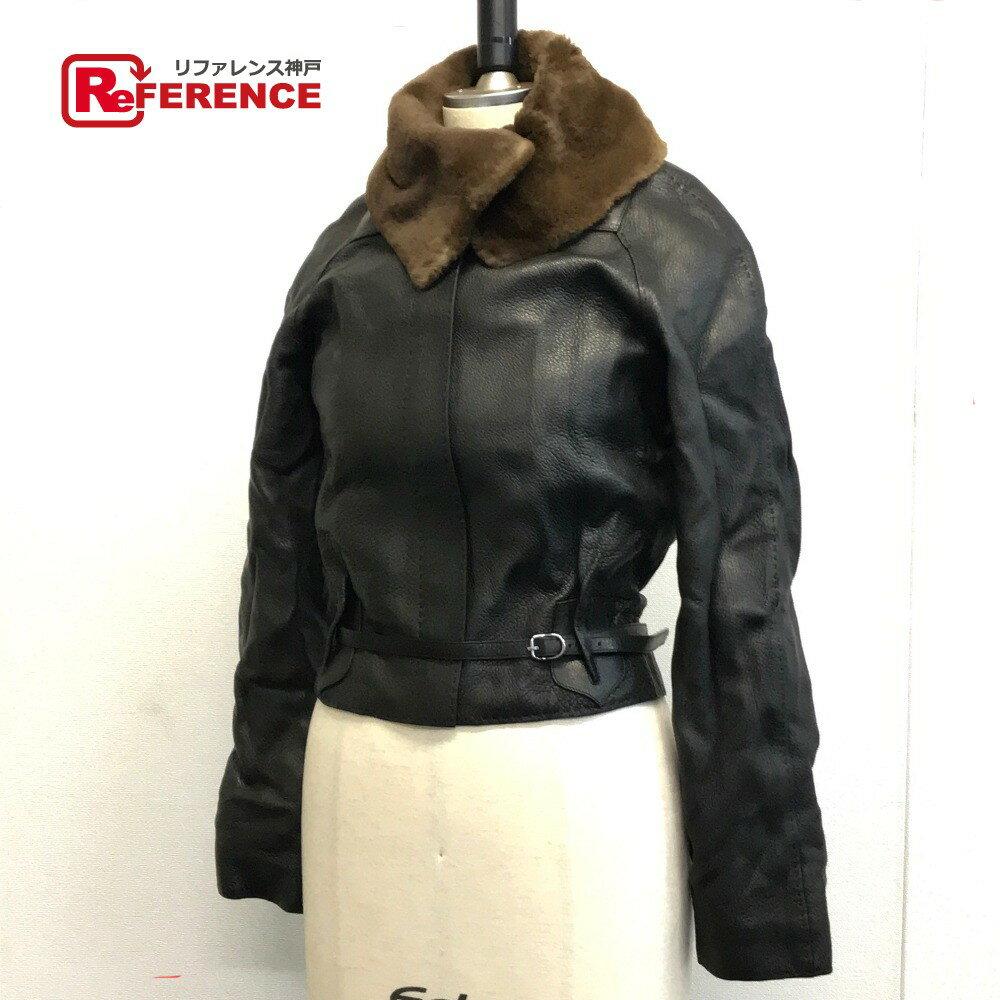 HERMES leather jacket HERMES