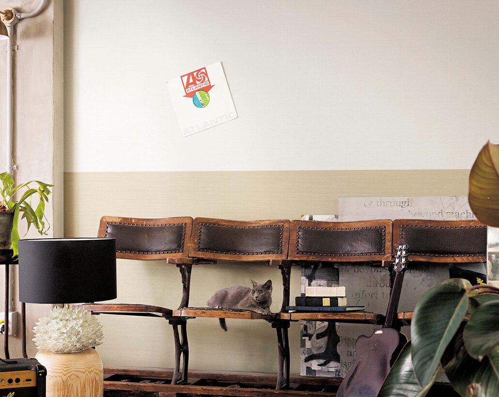 【楽天リフォーム認定商品】壁紙定額リノベーション/国産壁紙材料代+貼り替え工事コミコミパック/ペットとともに暮らす/スタイル1/10帖/アクセント壁紙含む壁4面+天井/サンゲツ
