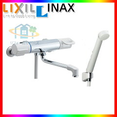 *[BF-HE145TSD] INAX 浴室シャワー水栓 蛇口 サーモ付き水栓  壁付きタイプ…