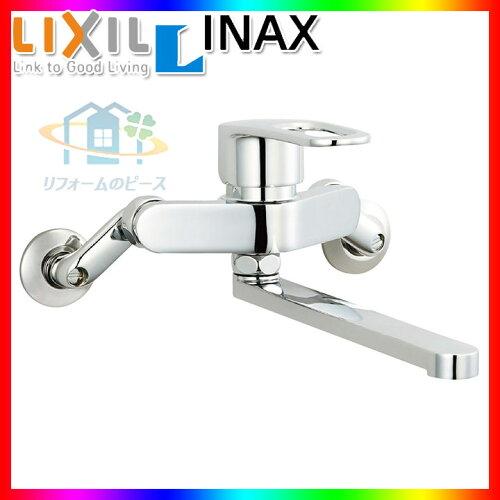 *[SF-WM435SY] INAX シングルレバーキッチン水栓 壁付けタイプ 台所用 クロマーレ 混合水栓 ...