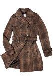 婦人コート肩巾詰め(2cm以内)