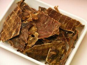 低脂肪の仔牛のすね肉使用。ご褒美のオヤツに最適です。低カロリーで肥満も気にしない♪【無添...