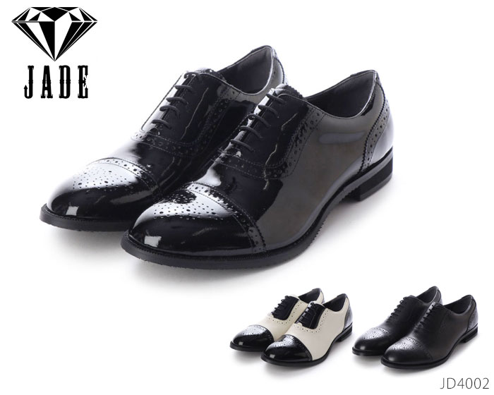 メンズ靴, ビジネスシューズ JADE JD4002 JADE JADE Harajuku model