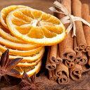 海外のクリスマスの様なほっこりした香り。シナモン&オレンジ -Cinnamon & Orange-10mlハイグレード アロマクラフト用 フレグランスオイル(手作り石鹸 香水 キャンドル バスボム サシェ / ディフューザー 加湿器 ネブライザー用)