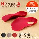【 3枚 セット 】【 リゲッタ ルーペインソール 】Re:getA RegettaCanoe 靴 コンフォートシューズ 痛くない 履きやすい 靴 疲れにくい 歩きやすい ぺたんこ 楽チン レディース