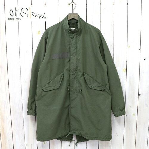 メンズファッション, コート・ジャケット 10OFForSlow ()M-65 FISH TAIL COAT(ARMY GREEN)smtb-KDsm15-17or Slow