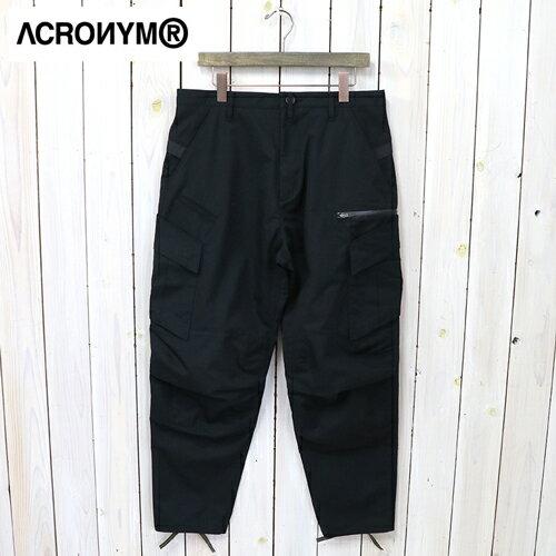 メンズファッション, ズボン・パンツ ACRONYM ()HD COTTON ARTICULATED BDU TROUSER(Black) 2019FWsmtb-KDsm15-17VENTILE