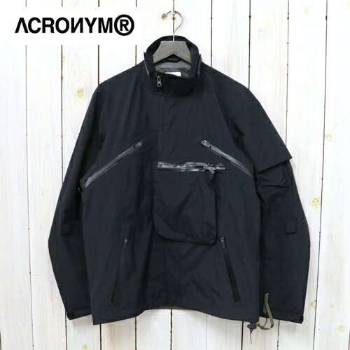 メンズファッション, コート・ジャケット ACRONYM ()2L GORE-TEX PACLITE PLUS INTEROPS JACKET(Black) 2021SSsmtb-KDsm15-17GORE-TEX PRO