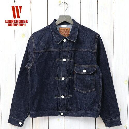 メンズファッション, コート・ジャケット WAREHOUSE ()DD-2001 DENIM JACKET(T BACK STYLE)(ONE WASH)smtb-KDsm15-17DENIM