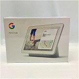 【中古】【K-3616】【未開封】Google Nest Hub GA00516-JP グーグル ネスト ハブ チョーク wh-100