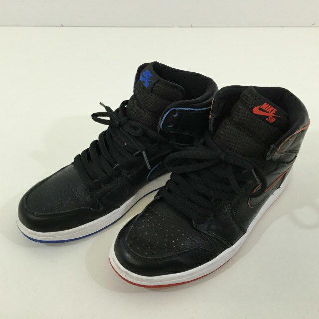 メンズ靴, スニーカー  Air Jordan 1 SB QS 653532-002 NIKE 27cm 149