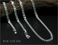SV925喜平チェーンネックレス3.10mm60cmNo.FOCCD100