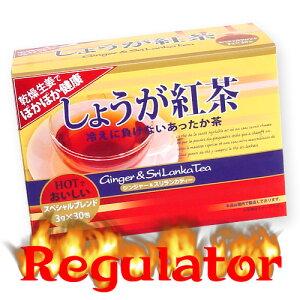 乾燥生姜をスペシャルブレンド!【アウトレット】(数量限定)しょうが紅茶 ※訳あり(ワケア...
